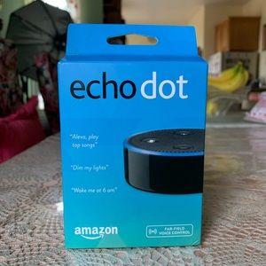 Brand New Echo Dot Black